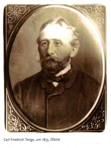 1853 Carl Friedrich Tenge