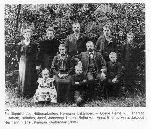 Familie Lakämper red.