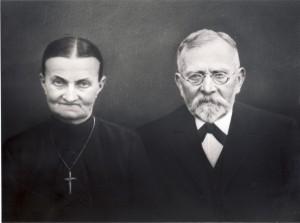 Johann und Anna Lakämper red.