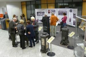 Ausstellung in der Sparkasse Rietberg