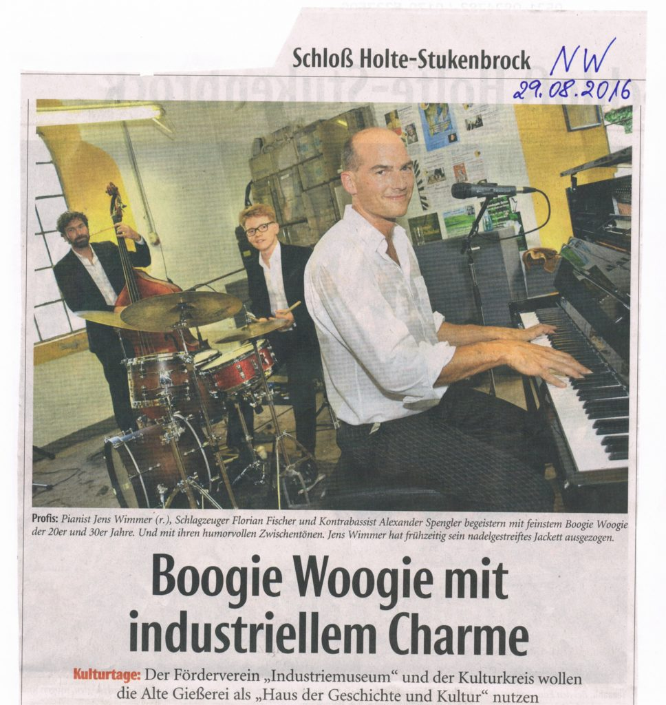 16-08 NW Boogie Wogie mit industriellem Charme
